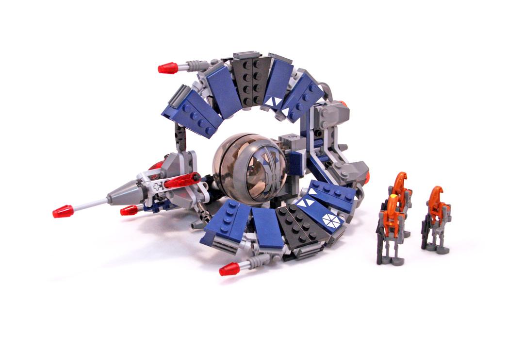Droid Tri Fighter Lego Set 8086 1 Building Sets Star Wars