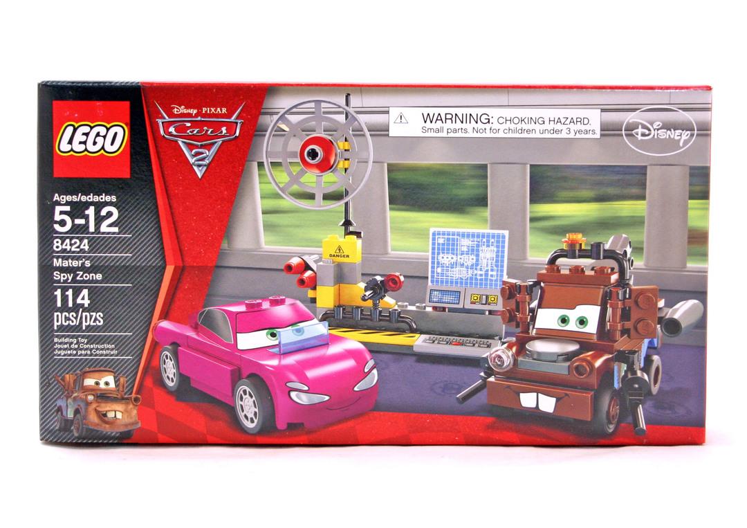 LEGO 8424-1 Mater's Spy Zone