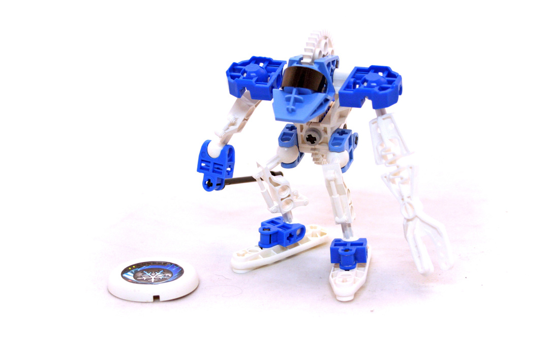 Ski - LEGO set #8501-1