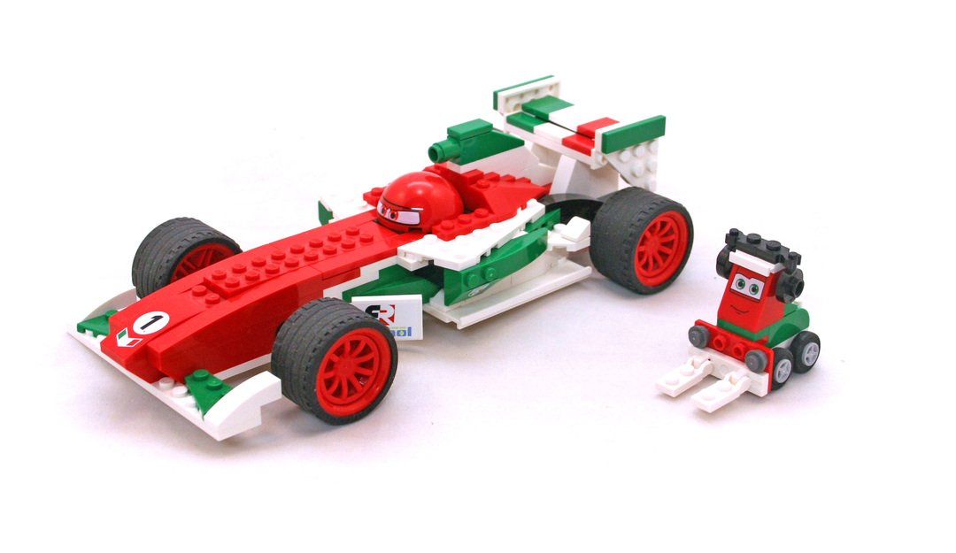 Ultimate Build Francesco - LEGO set #8678-1