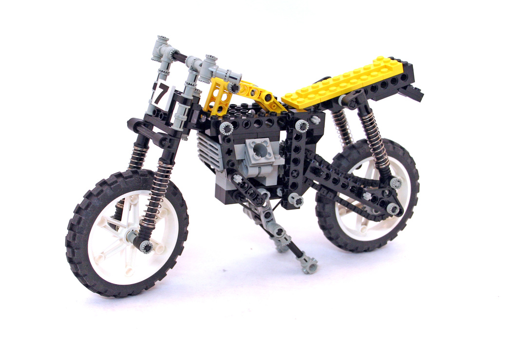 Shock Cycle - LEGO set #8838-1