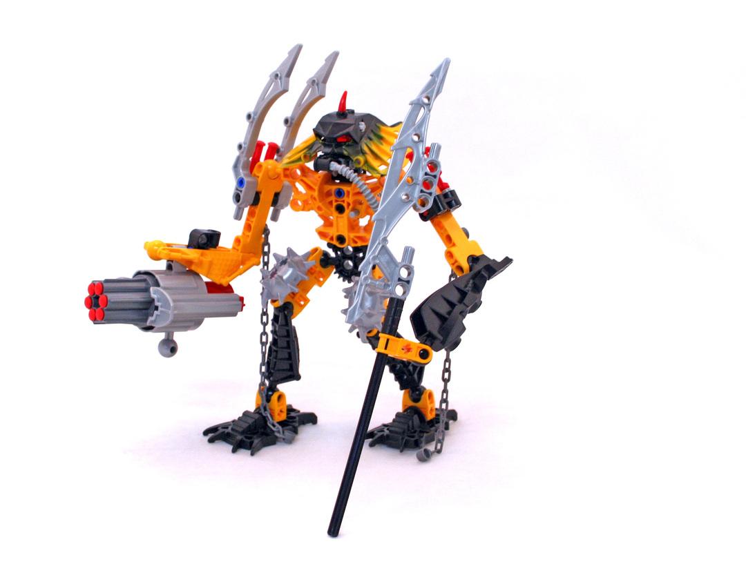 Toa Hewkii - LEGO set #8912-1 - 1