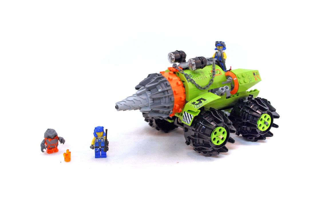 Thunder Driller - LEGO set #8960-1