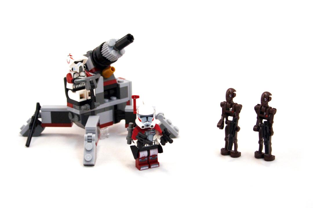 Arc Trooper Commando Droid Battle Pack Lego Set 9488 1