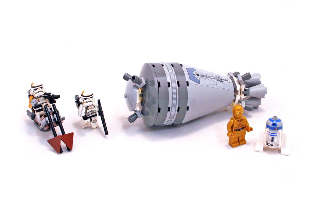 Droid Escape Lego Set 9490 1 Building Sets Star Wars Classic