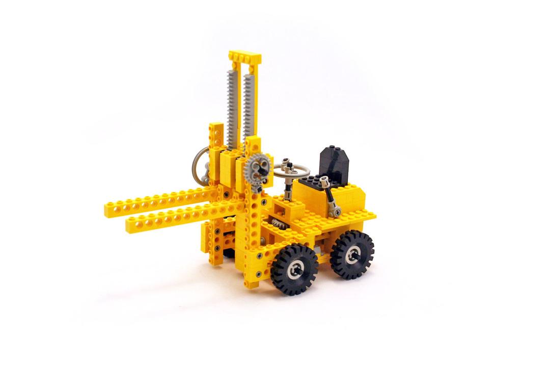 Forklift Lego Set 950 1 Building Sets Vintage