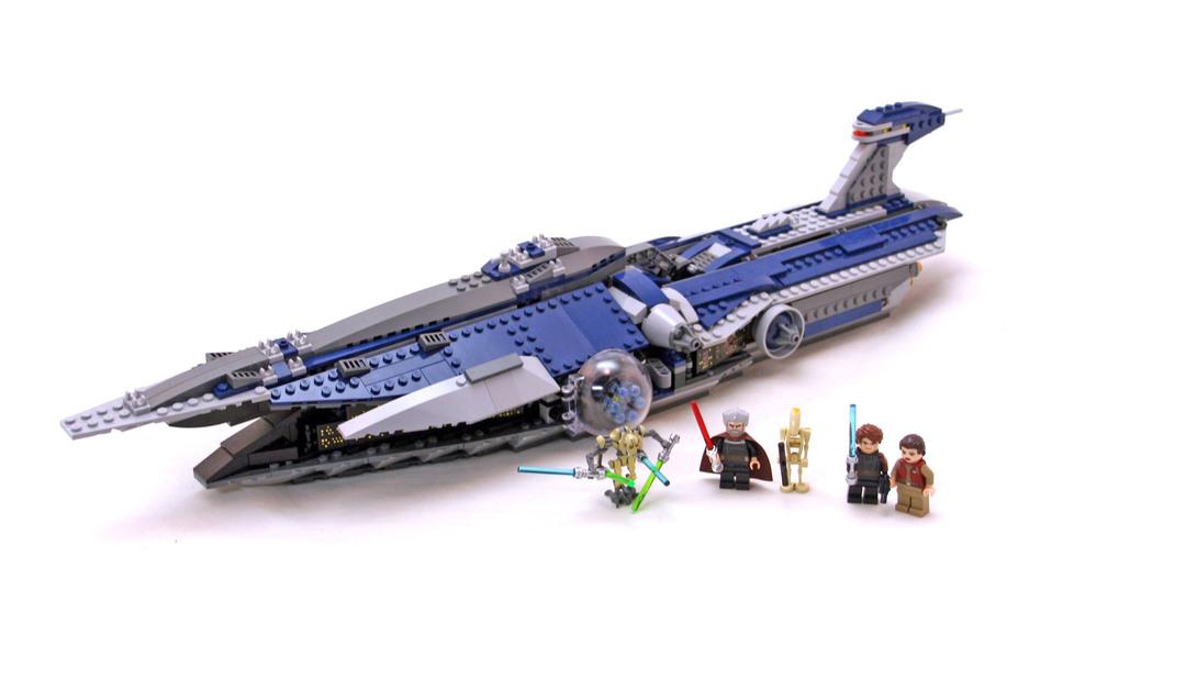 Malevolence - LEGO set #9515-1