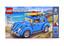 Volkswagen Beetle - LEGO set #10252-1 (NISB)