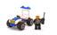 Police Buggy - LEGO set #30013-1