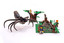 Aragog in the Dark Forest - LEGO set #4727-1