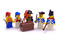 Pirate Mini Figures - LEGO set #6251-1