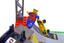 Skateboard Challenge - LEGO set #6738-1