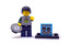 DJ - LEGO set #8833-12