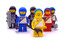 Minifig Pack - LEGO set #6703-1