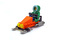 Snow Scooter - LEGO #6626-2
