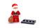 Santa - LEGO set #8833-10