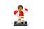 Red Cheerleader - LEGO set #8833-13