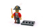 Pirate Captain - LEGO set #8833-15